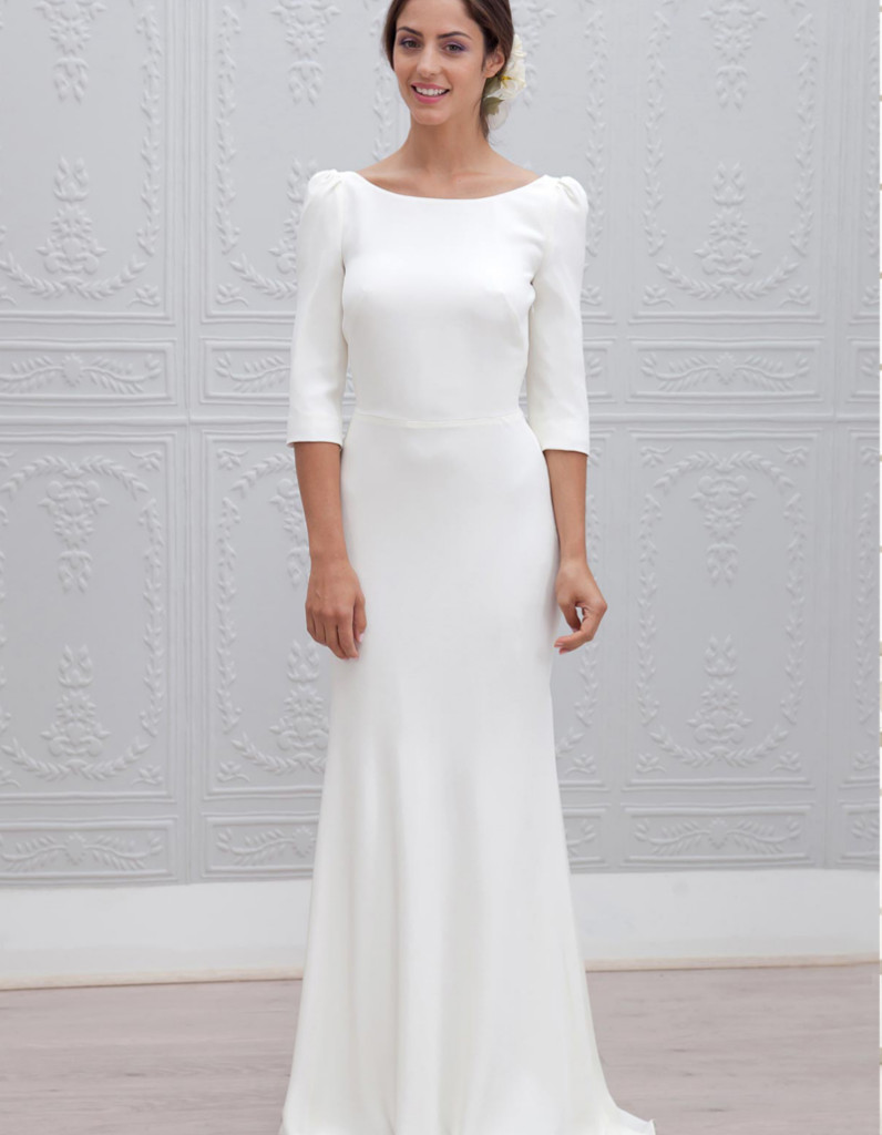 Robe hiver pour mariage