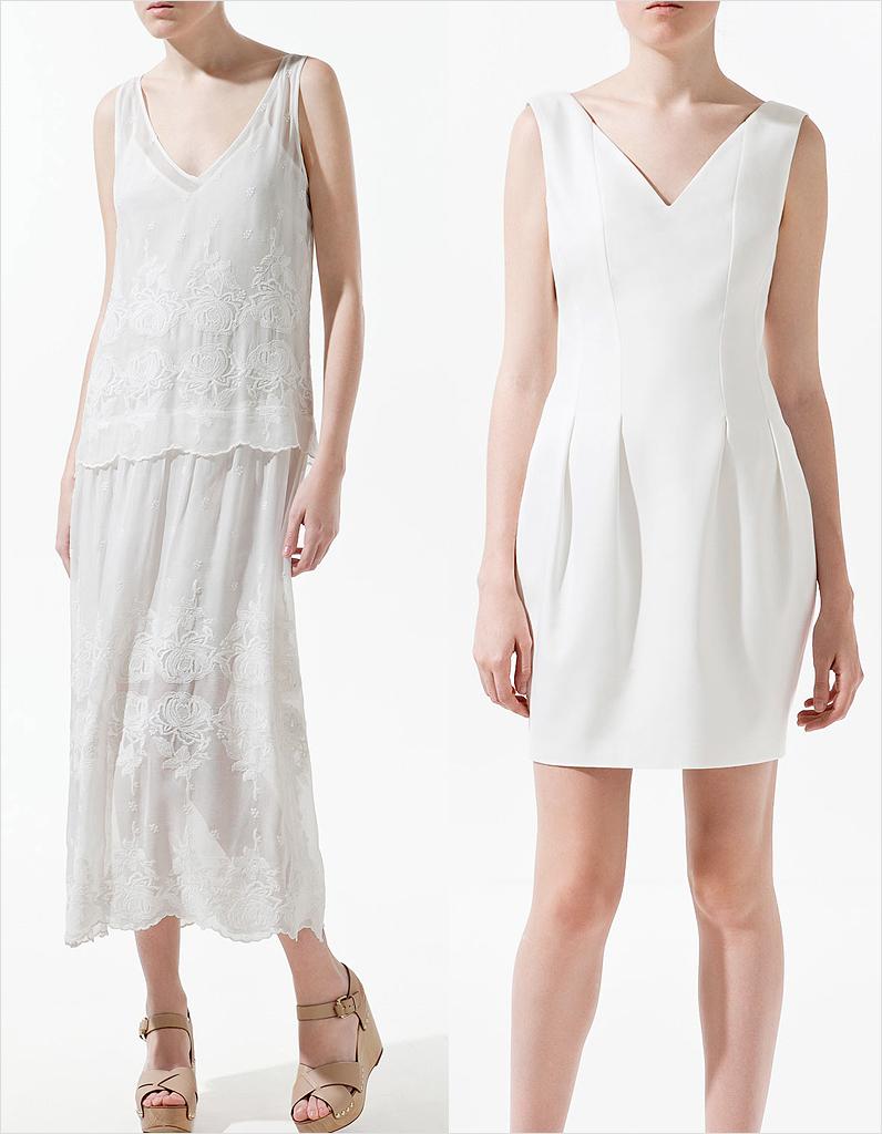 Zara lance une collection de robes de mari e elle for Photos de dysfonctionnement de robe de mariage