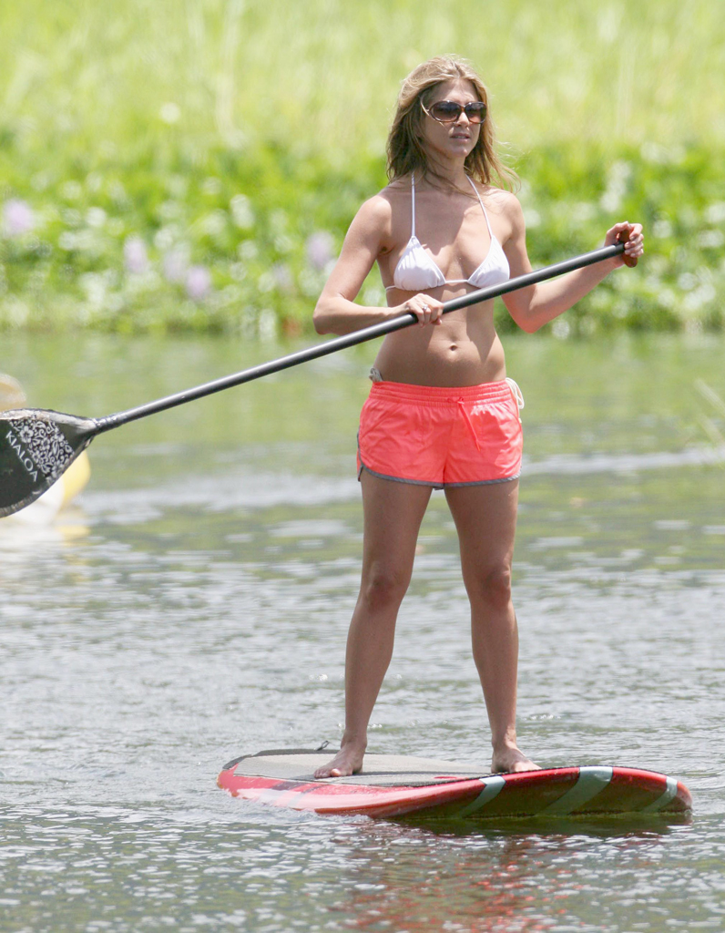 Jennifer Aniston Sport