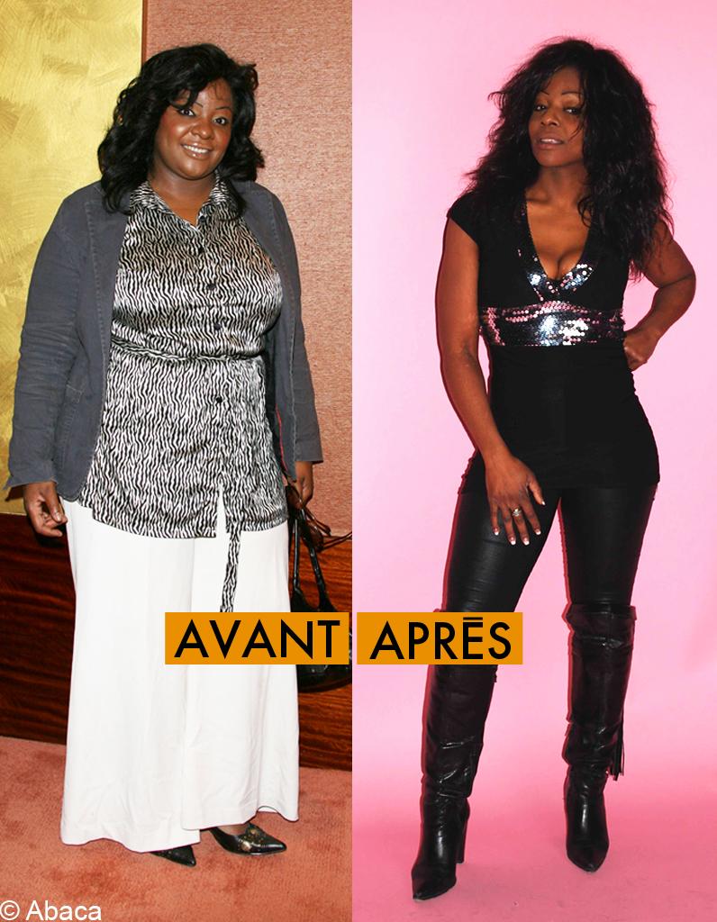 Perte de poids: les transformations les plus choquantes