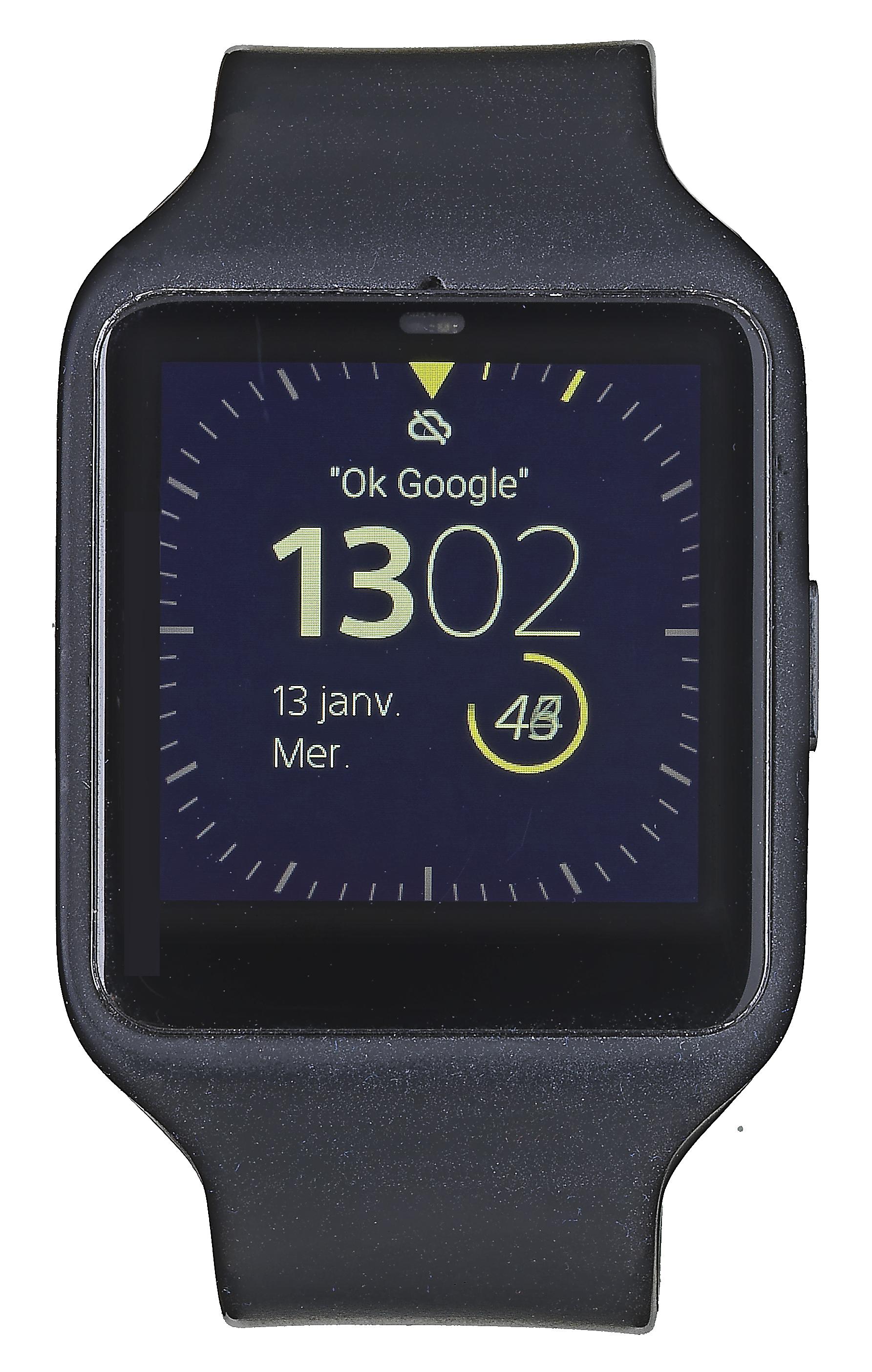 montre connect e sony 10 montres connect es qui remettent les pendules l 39 heure elle. Black Bedroom Furniture Sets. Home Design Ideas
