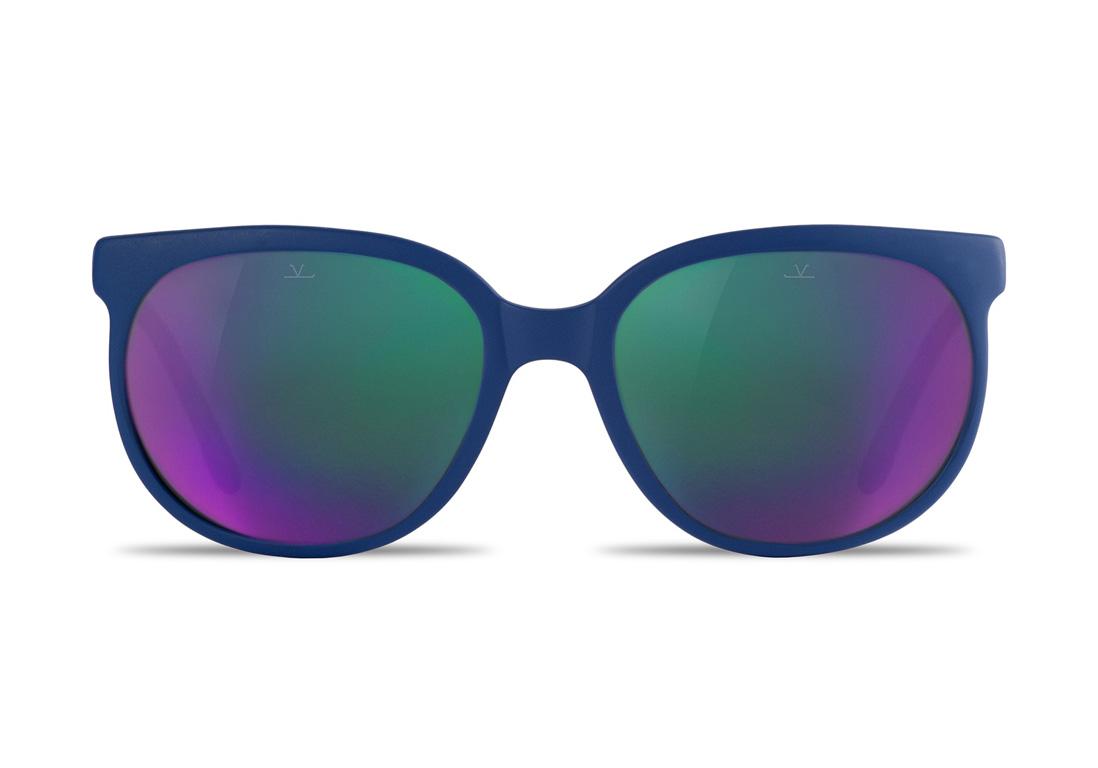 Lunette de soleil effet miroir 1000 ideas about lunette for Lunette soleil verre bleu miroir