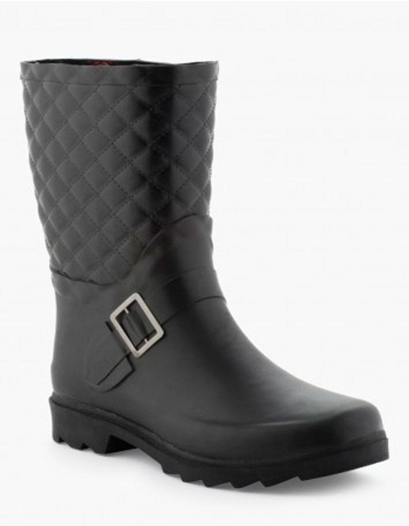 bottes de pluie noires k by kookai bottes de pluie des mod les comme s il en pleuvait elle. Black Bedroom Furniture Sets. Home Design Ideas