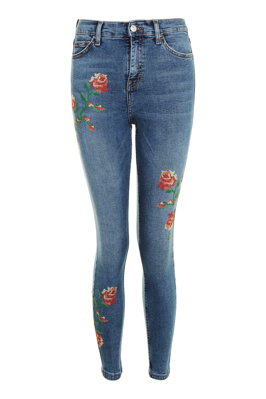 jean brod a fleurs topshop 25 jeans brod s qui nous font de l il elle