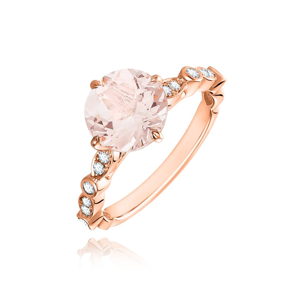 Guerin bague diamant