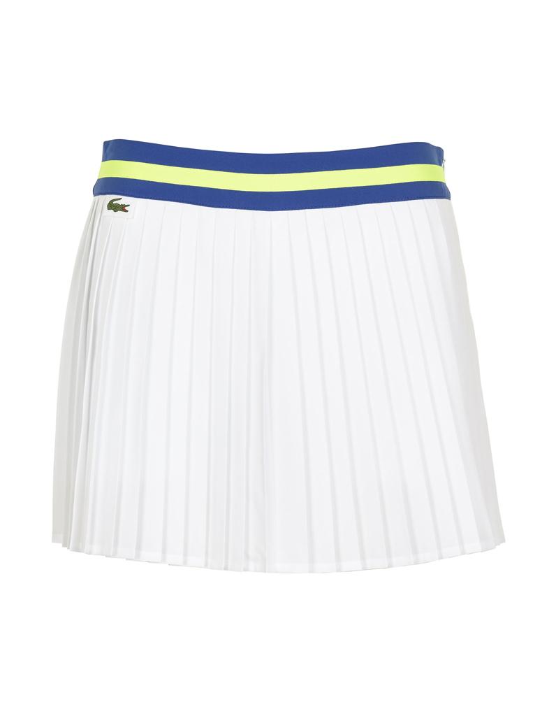 jupe blanche de sport lacoste 20 jupes blanches pour amorcer l 39 t elle. Black Bedroom Furniture Sets. Home Design Ideas