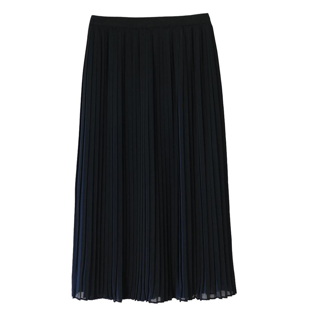 jupe pliss soleil noire 11 jupes pliss soleil pour attendre l 39 t elle. Black Bedroom Furniture Sets. Home Design Ideas