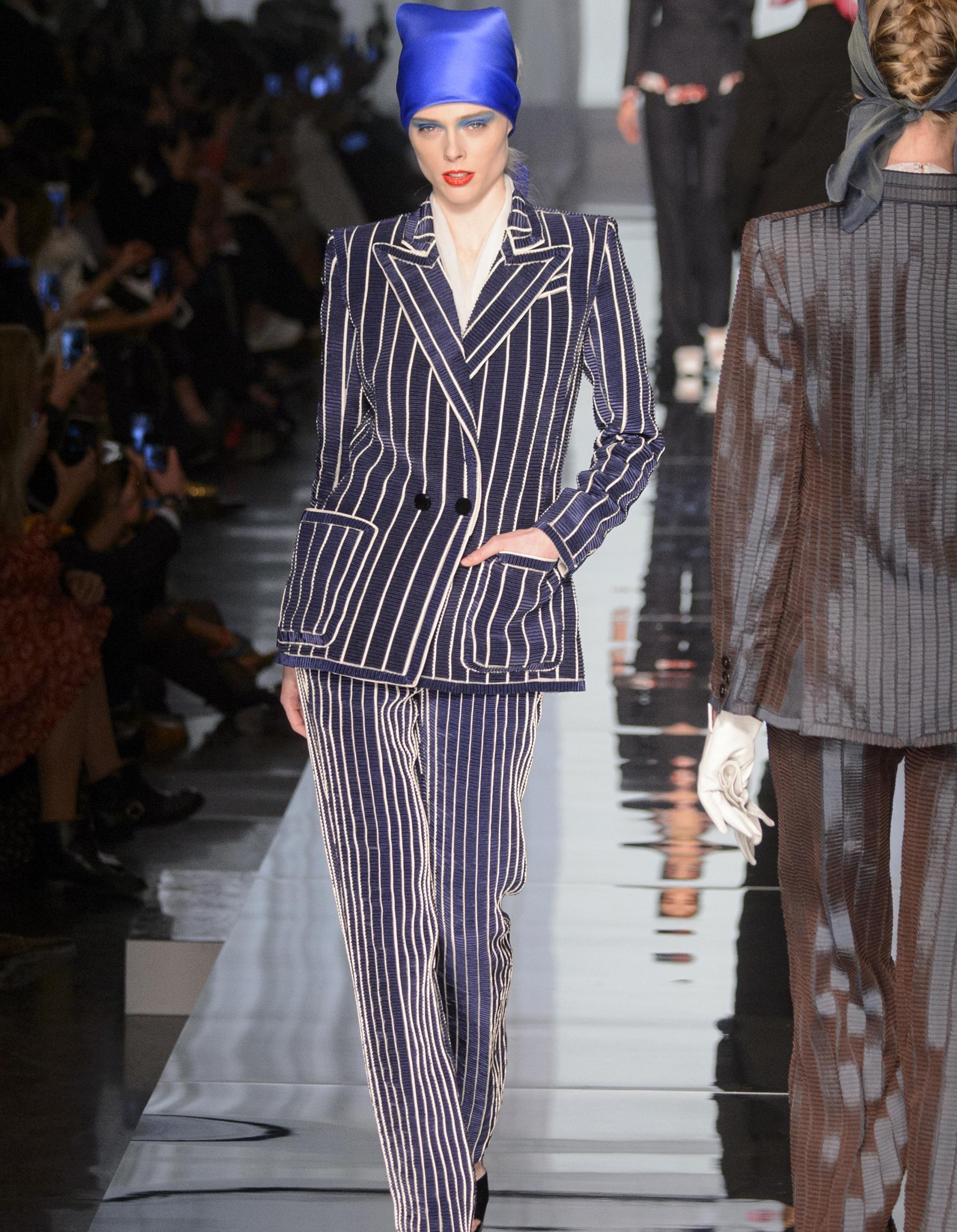 D 233 Fil 233 Jean Paul Gaultier Haute Couture Printemps 233 T 233 2017