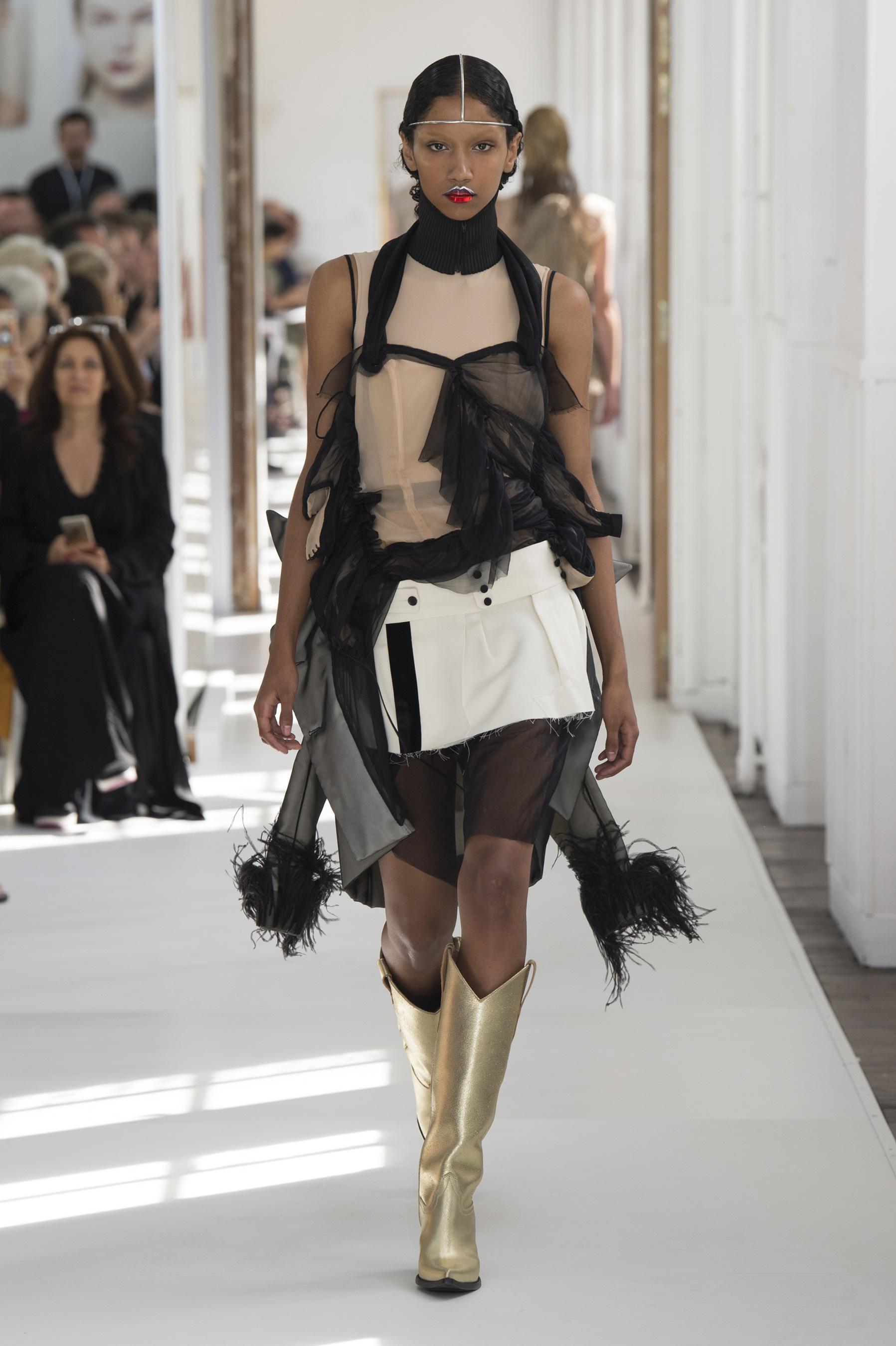 D Fil Maison Margiela Haute Couture Automne Hiver 2017