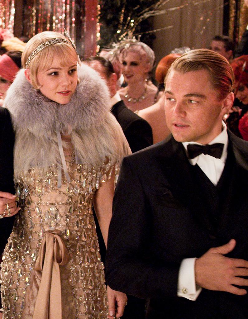 gatsby le magnifique le film qui affole la plan te mode elle. Black Bedroom Furniture Sets. Home Design Ideas
