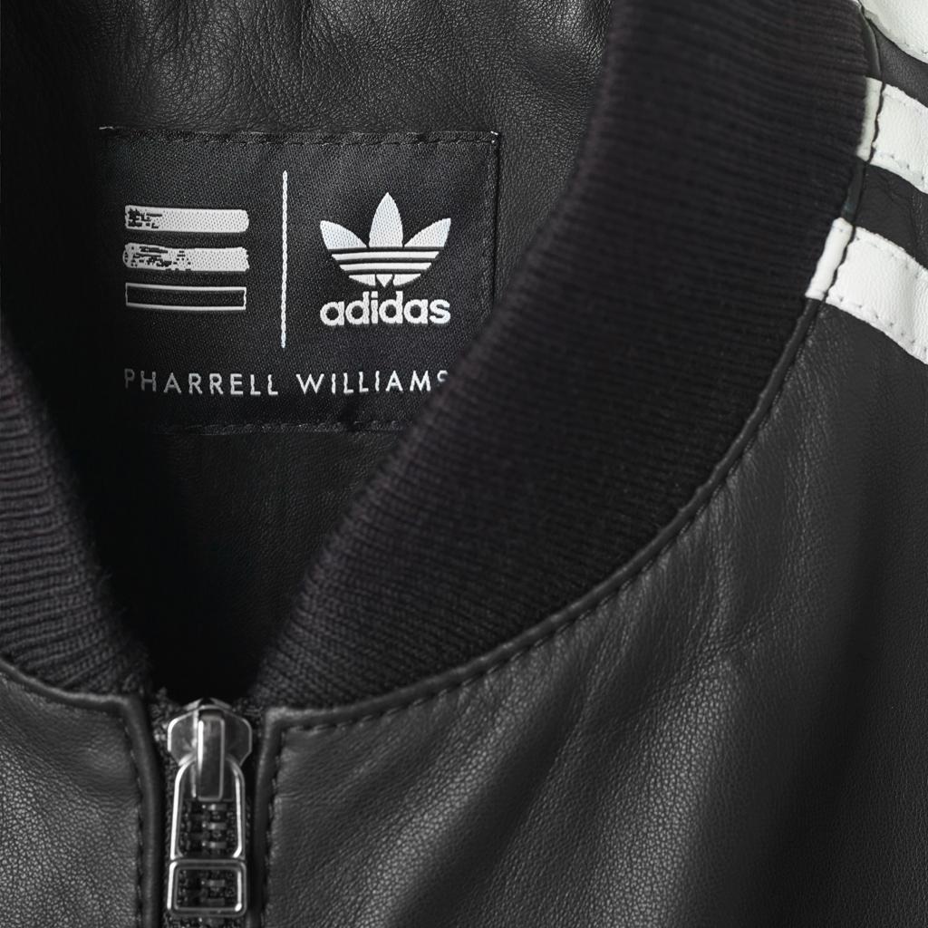 Veste En Noir adidas Cuir Homme Femme Originals Adidas Et Gris Ap1vA