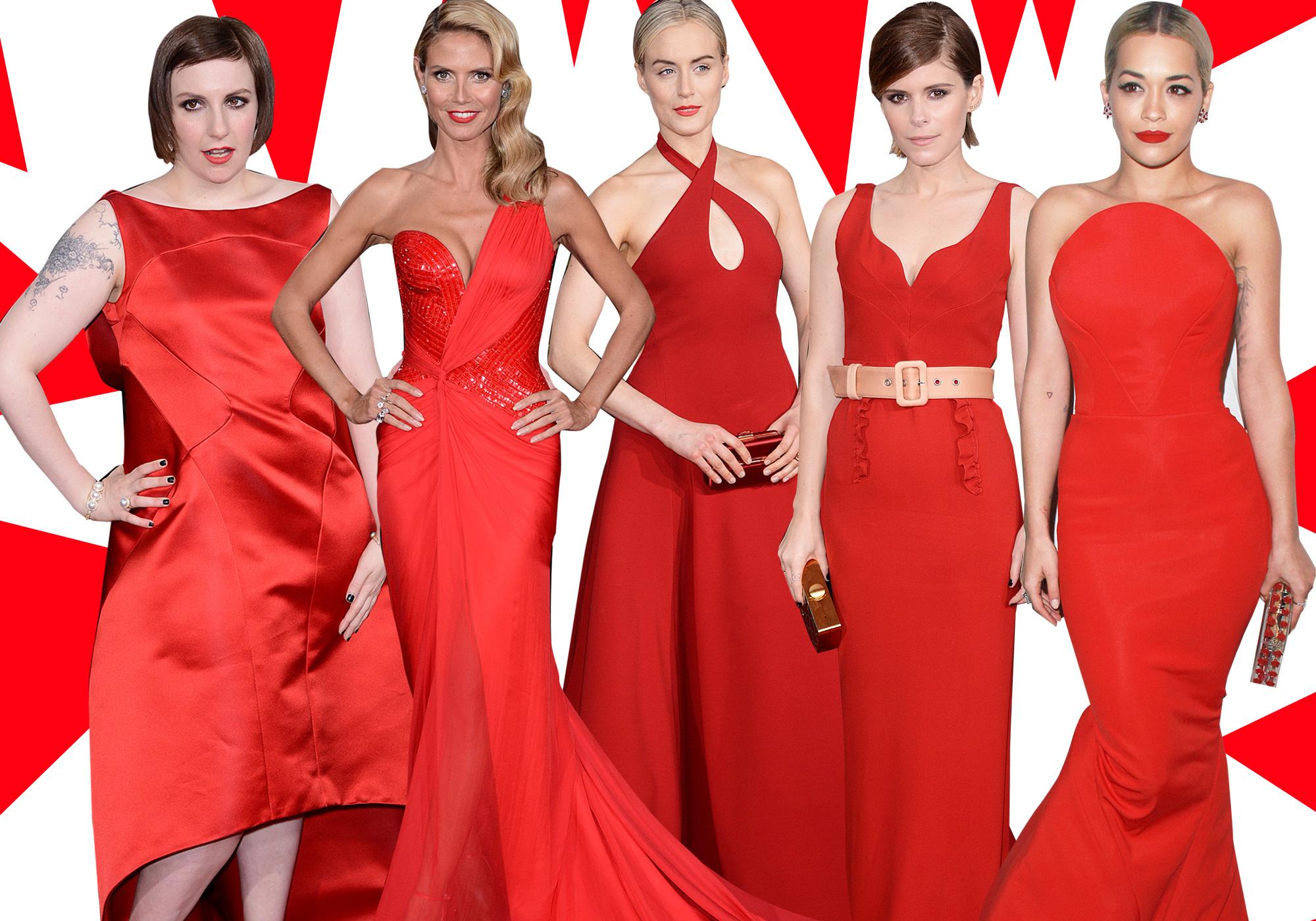robes rouges sur tapis rouge notre palmar s des golden globes 2015 elle. Black Bedroom Furniture Sets. Home Design Ideas
