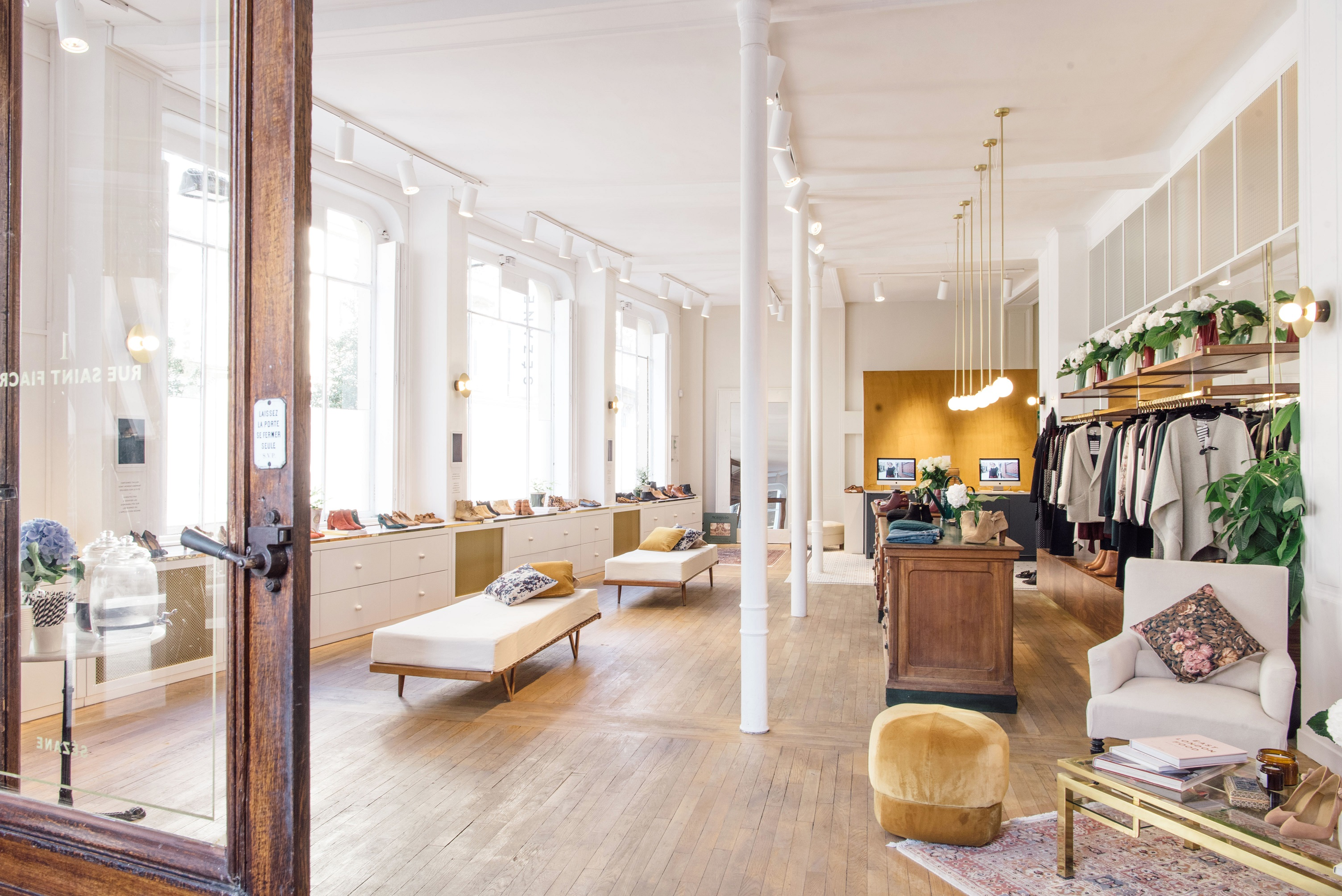 l 39 appartement s zane accueille le meilleur de l 39 angleterre l instant mode l appartement. Black Bedroom Furniture Sets. Home Design Ideas