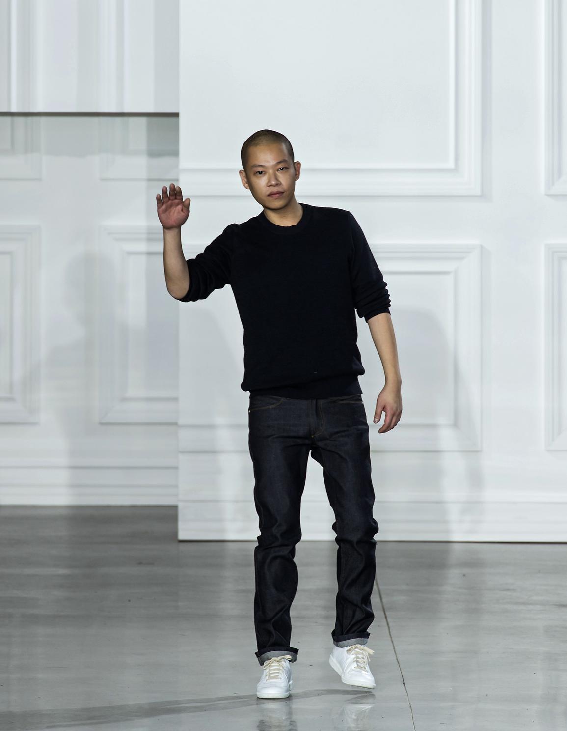 la cinquante et uni me nuance de gris de jason wu elle. Black Bedroom Furniture Sets. Home Design Ideas