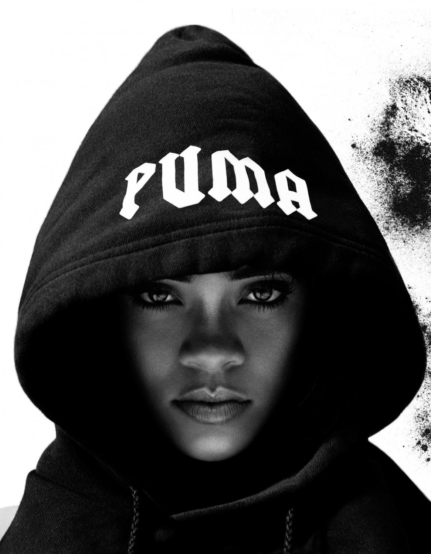 Puma Rihanna Photo