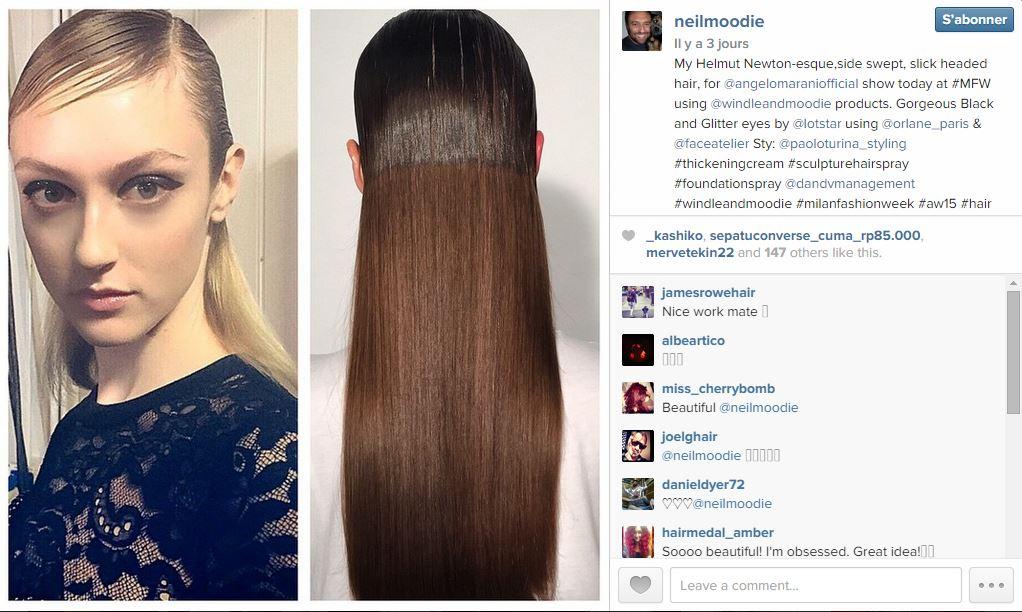 Neil moodie les 101 comptes instagram suivre pendant la fashion week elle - Qui suivre sur instagram ...