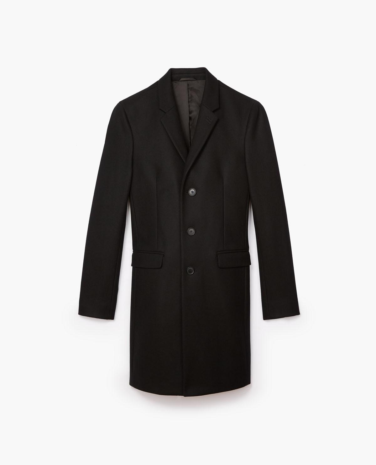 manteau homme 30 beaux manteaux pour homme elle. Black Bedroom Furniture Sets. Home Design Ideas