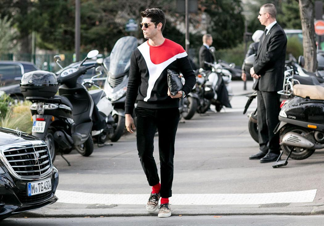 Ce Que Les Hommes Styl S De La Fashion Week Ont Nous