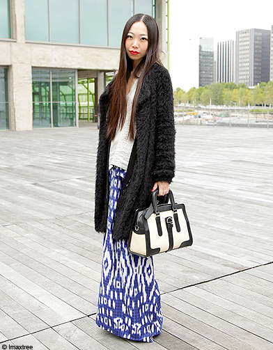 Mode Street Style Fashion Week Paris 17 Les Fashionistas Au Top Pour La Fashion Week De Paris