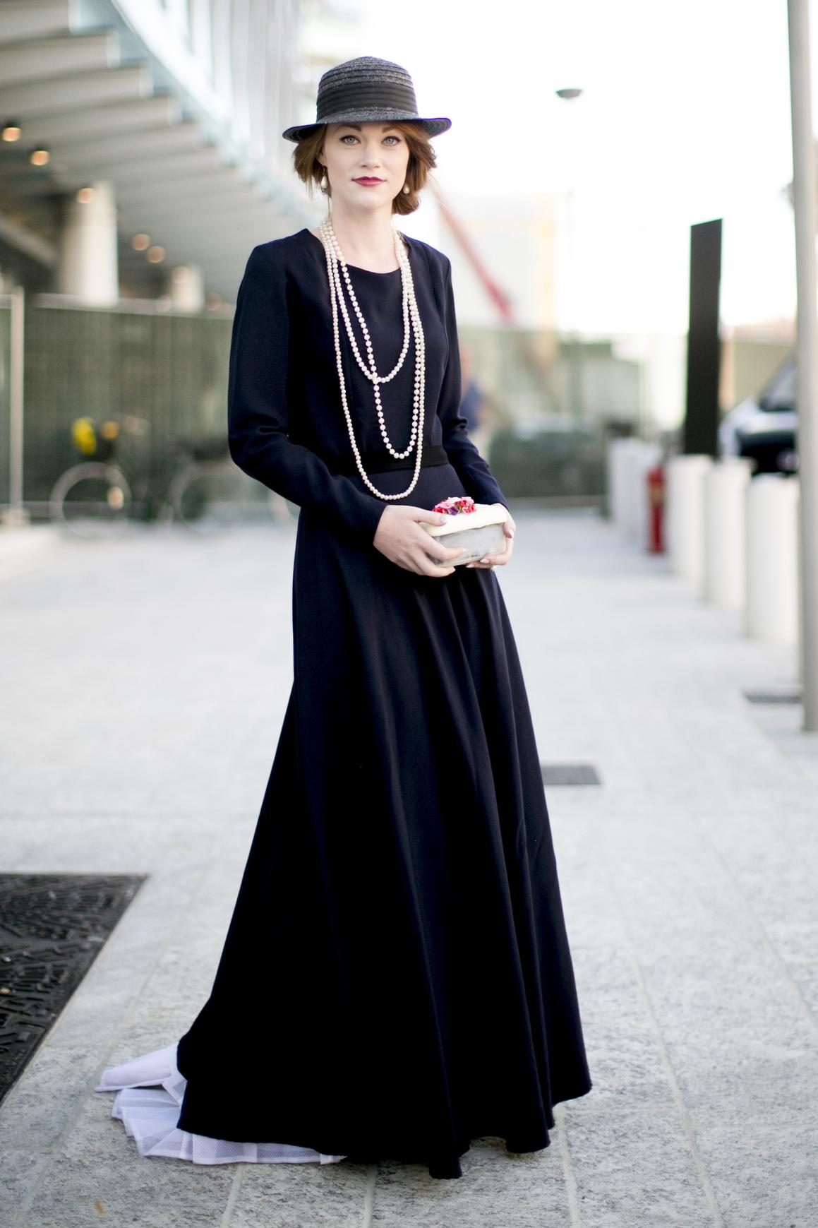 Total look vintage - Chic le look vintage !