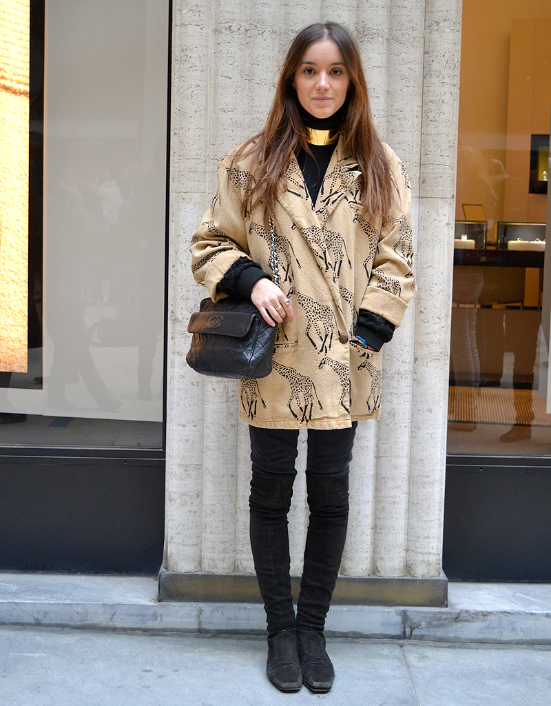 Axelle Cornaille Street Style Fashion Week Street Style La Tenue De Fashion Week Des Filles