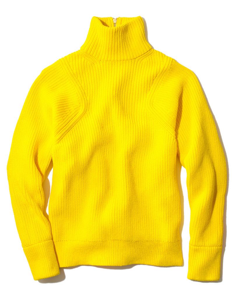 pull en laine fluo j crew 30 pulls en laine pour tre au. Black Bedroom Furniture Sets. Home Design Ideas