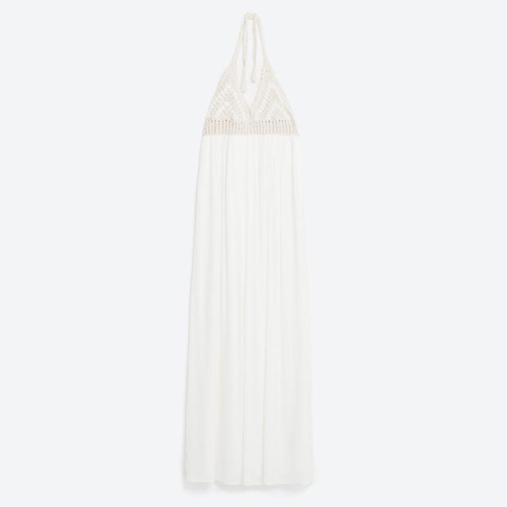 robe de plage au crochet zara belles et sexy en robe de plage elle