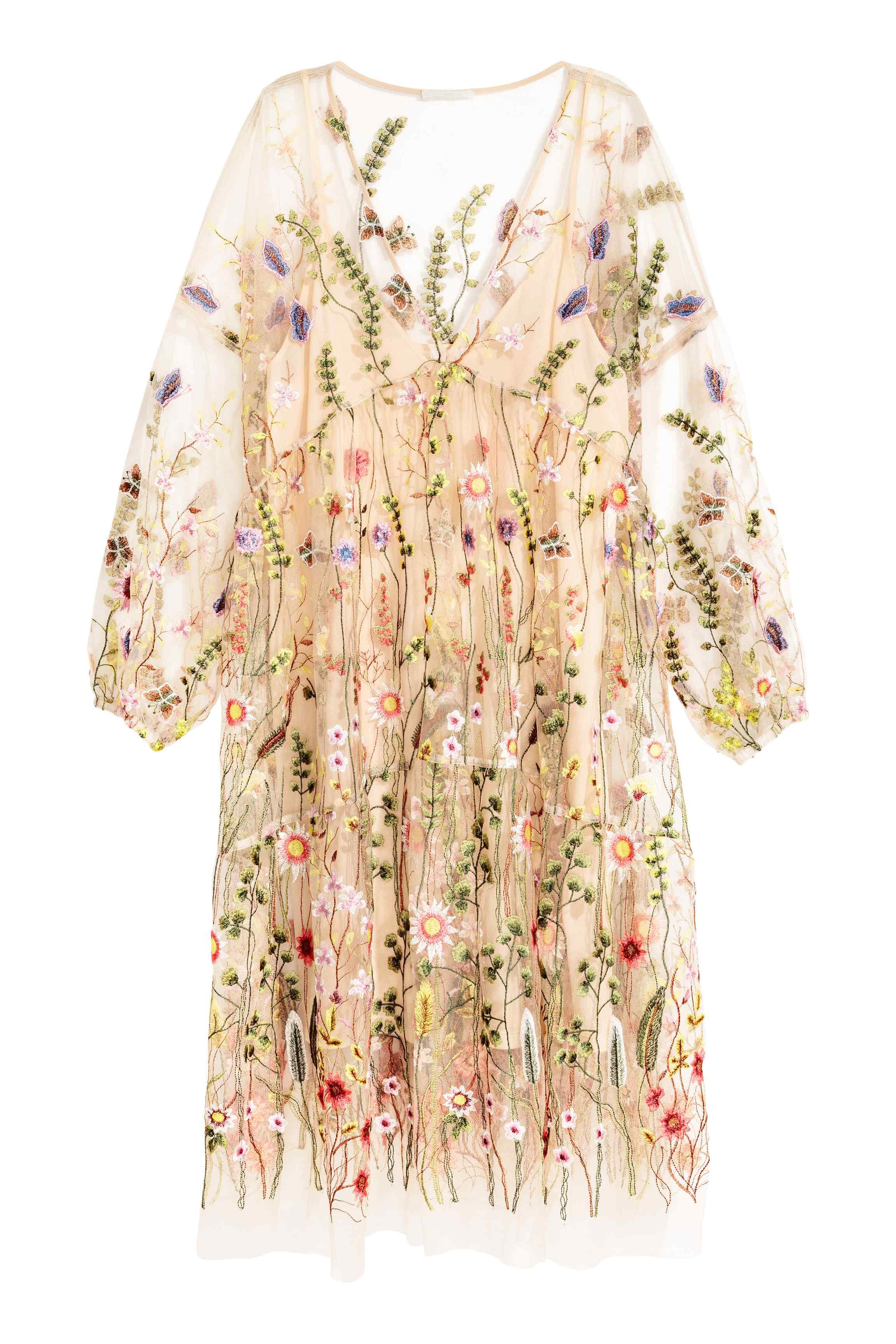 robe pastel 20 robes pastel pour le printemps elle. Black Bedroom Furniture Sets. Home Design Ideas