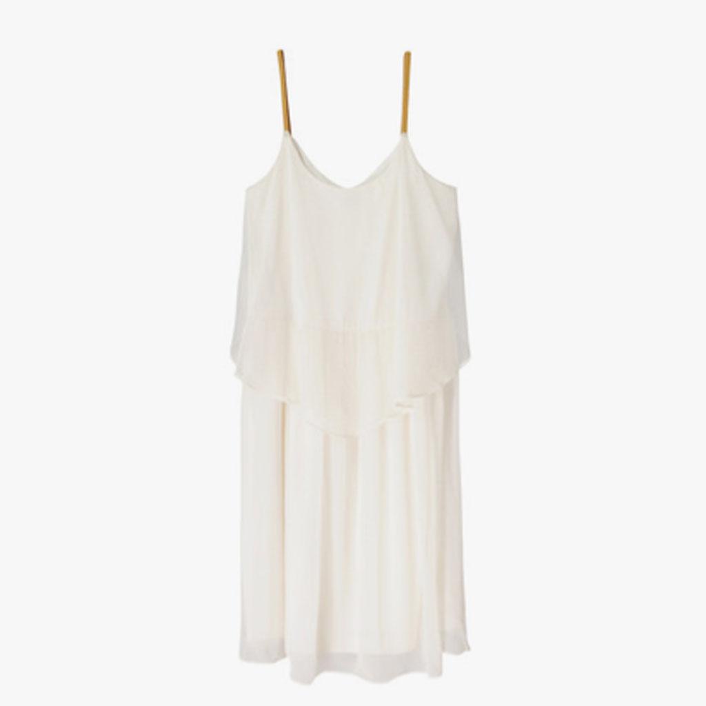 robe de plage bretelles morgan 50 robes de plage qui ensoleillent notre t elle. Black Bedroom Furniture Sets. Home Design Ideas