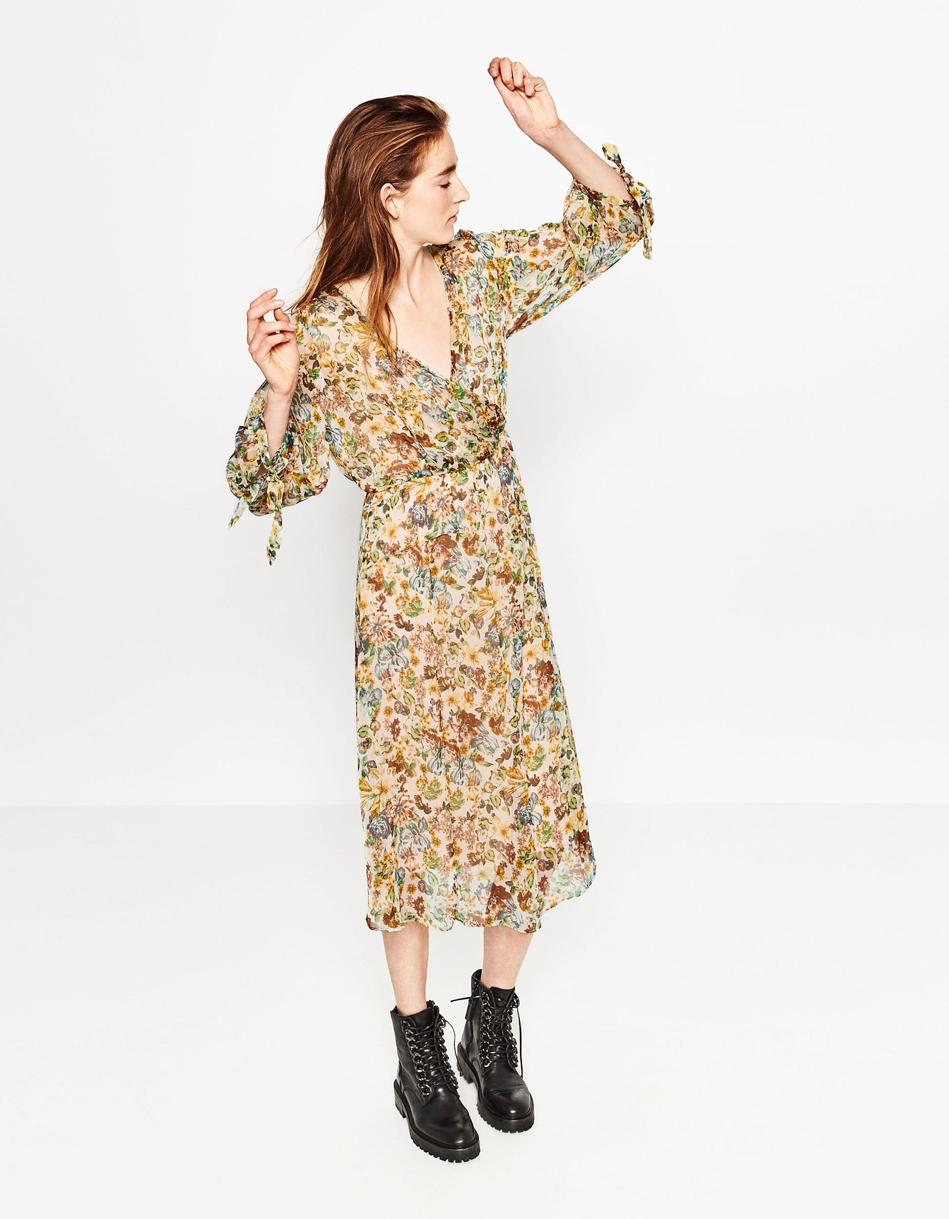 Robes de soiree zara 2018
