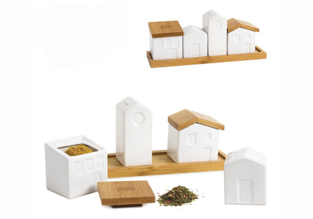 un range pices en forme de maisons no l plus de 100 cadeaux design elle. Black Bedroom Furniture Sets. Home Design Ideas