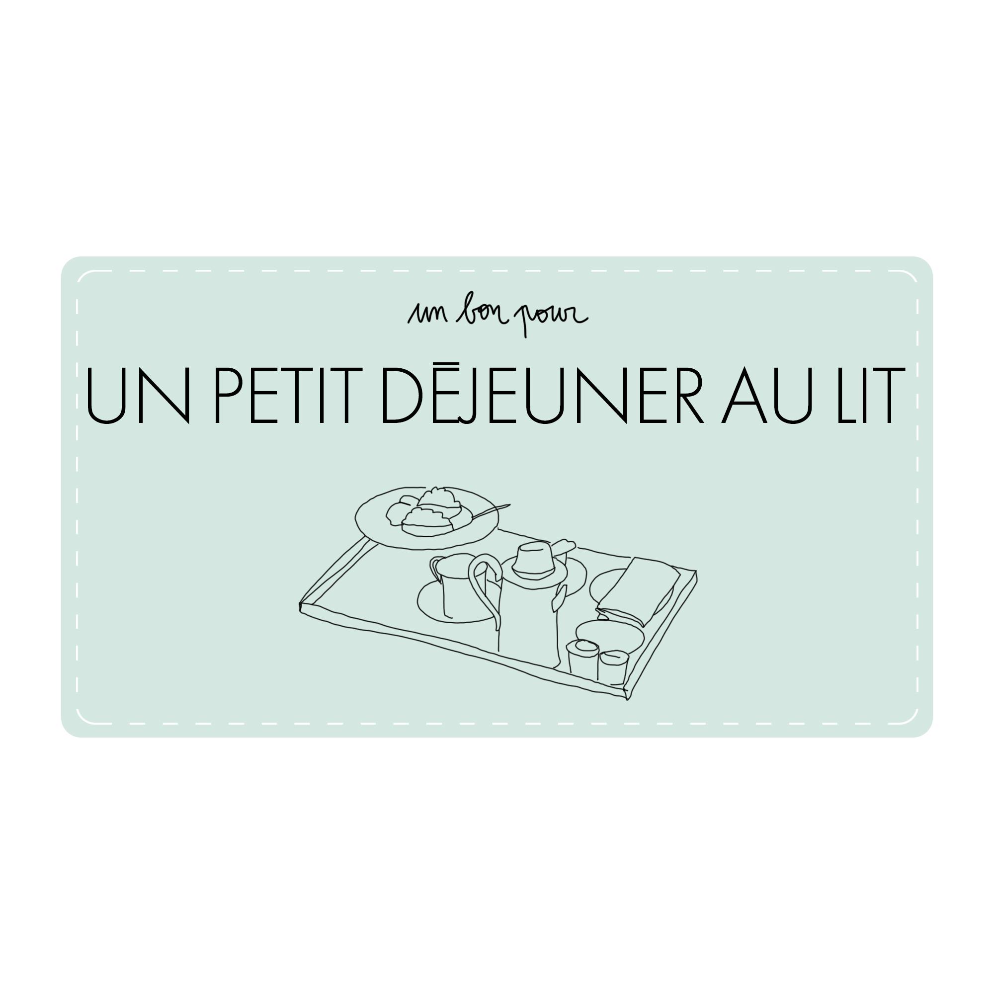 un petit d jeuner au lit vite un cadeau de derni re minute elle. Black Bedroom Furniture Sets. Home Design Ideas