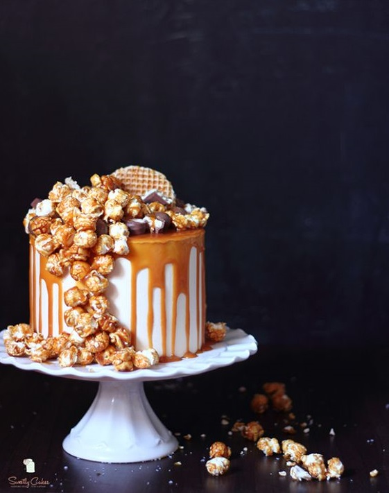Recette Layer Cake Cheesecake Caramel