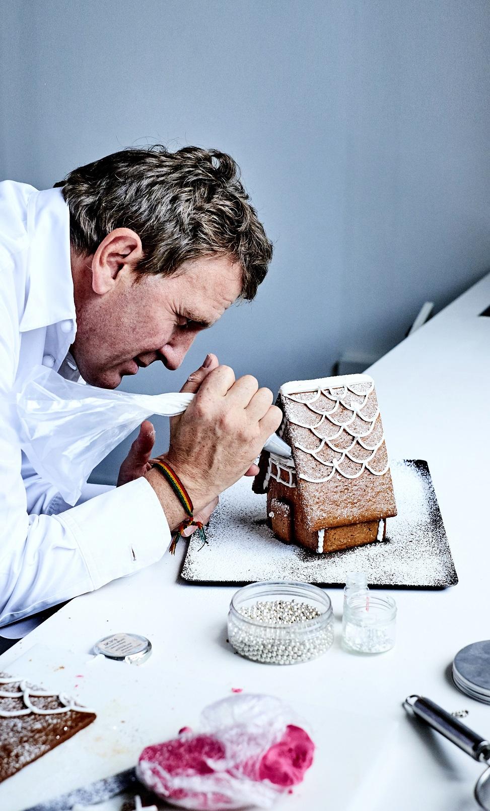 Maison en pain d 39 pices ingr dients comment faire une for Pain d epices maison
