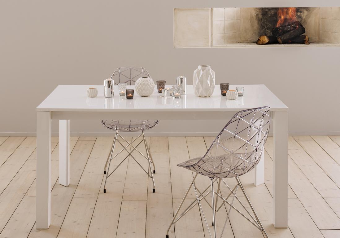 une d coration de table de no l qui revisite la petite d co de tous les jours table de no l. Black Bedroom Furniture Sets. Home Design Ideas