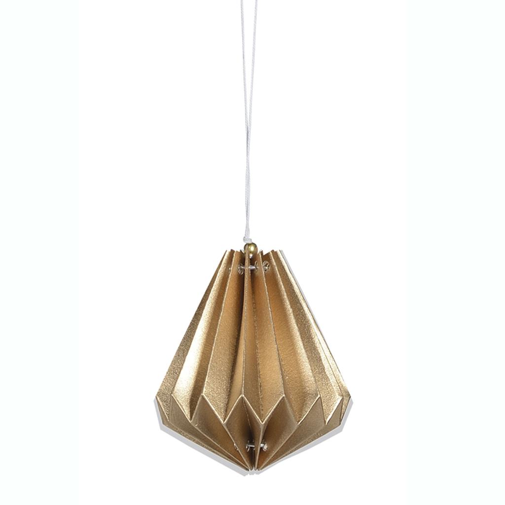 Une suspension diamant la d co de no l illumine la maison elle - Deco noel jardin d ulysse ...