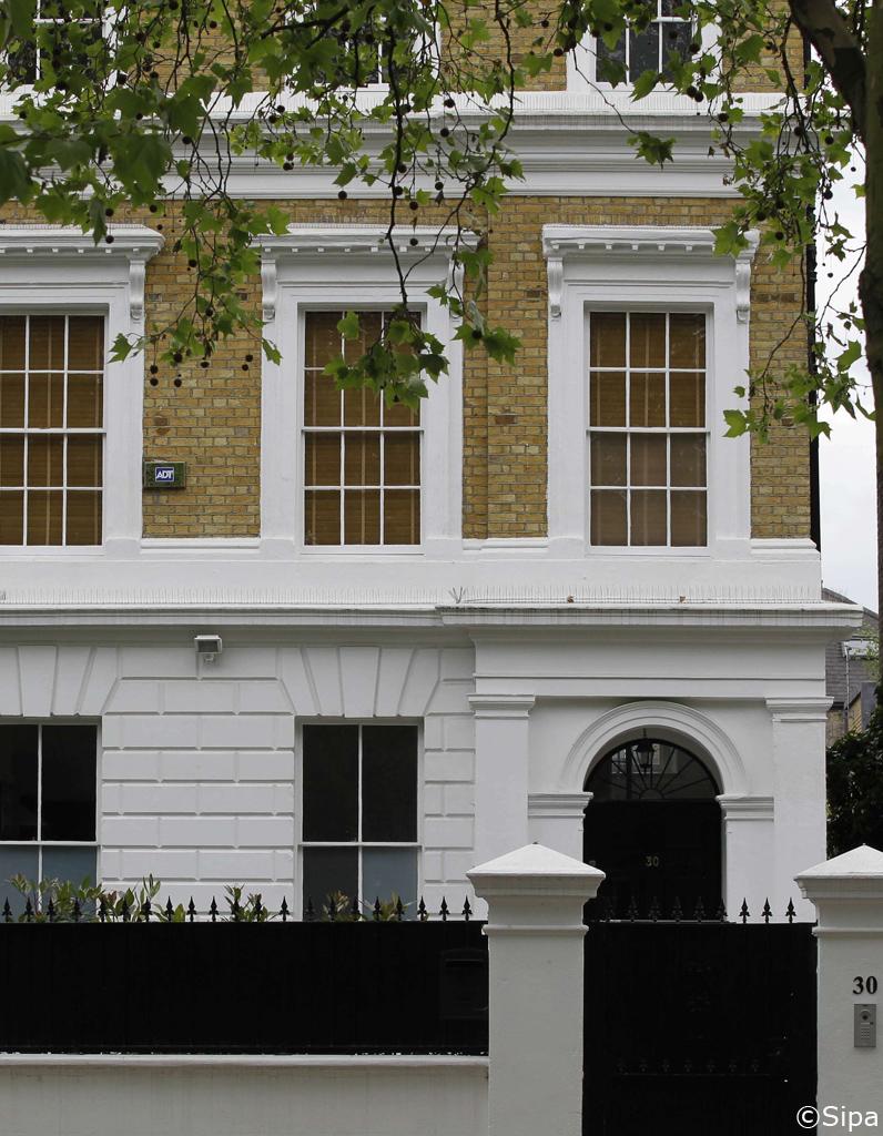 amy winehouse 3 4 millions d euros pour sa maison elle. Black Bedroom Furniture Sets. Home Design Ideas