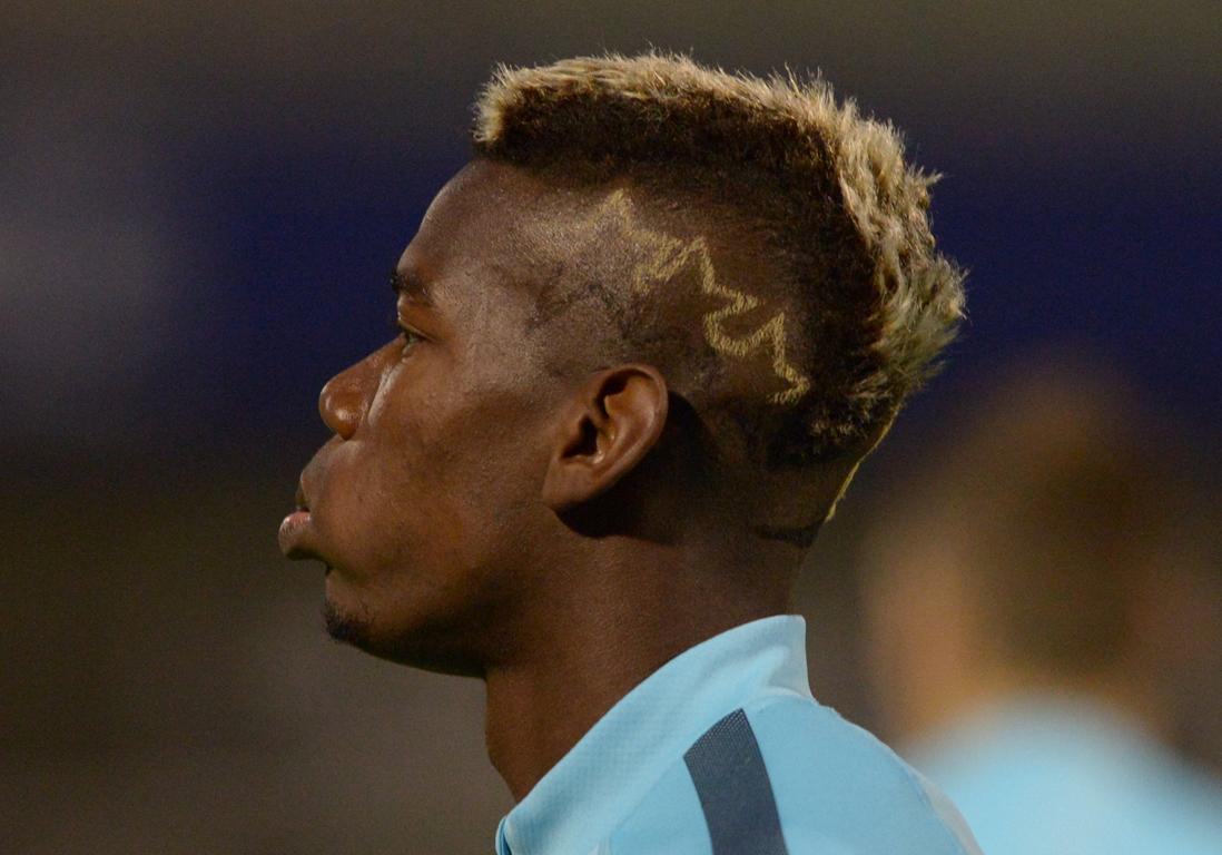 Paul pogba qui va remporter la coupe des coupes de for Coupe cheveux paul newman