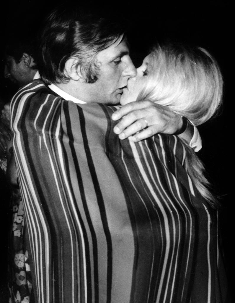 Brigitte Bardot et Gunter Sachs - 454.6KB