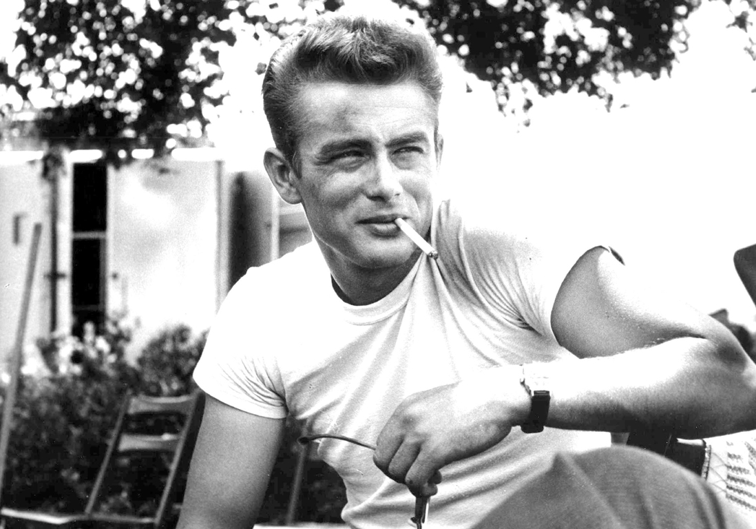 des photos rares de james dean elle. Black Bedroom Furniture Sets. Home Design Ideas