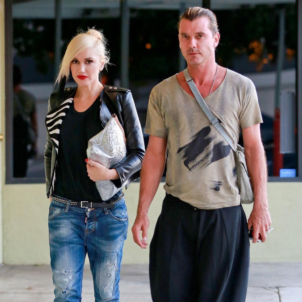 La chanteuse Gwen Stefani divorce de Gavin Rossdale - Elle