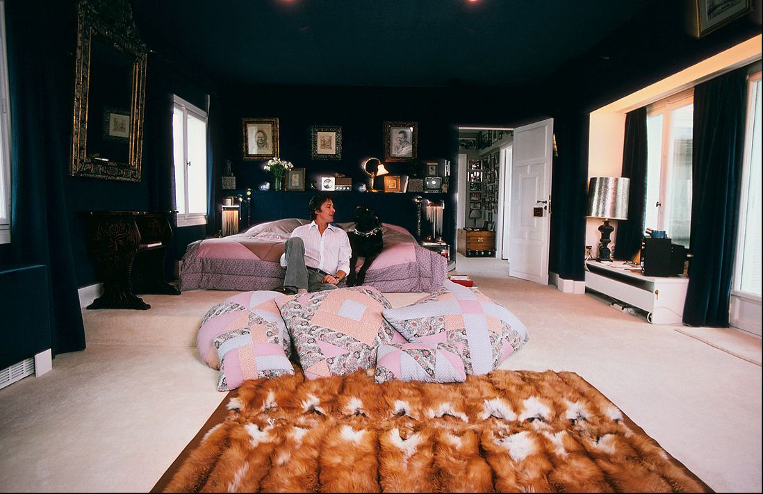 the gallery for romy schneider son david. Black Bedroom Furniture Sets. Home Design Ideas