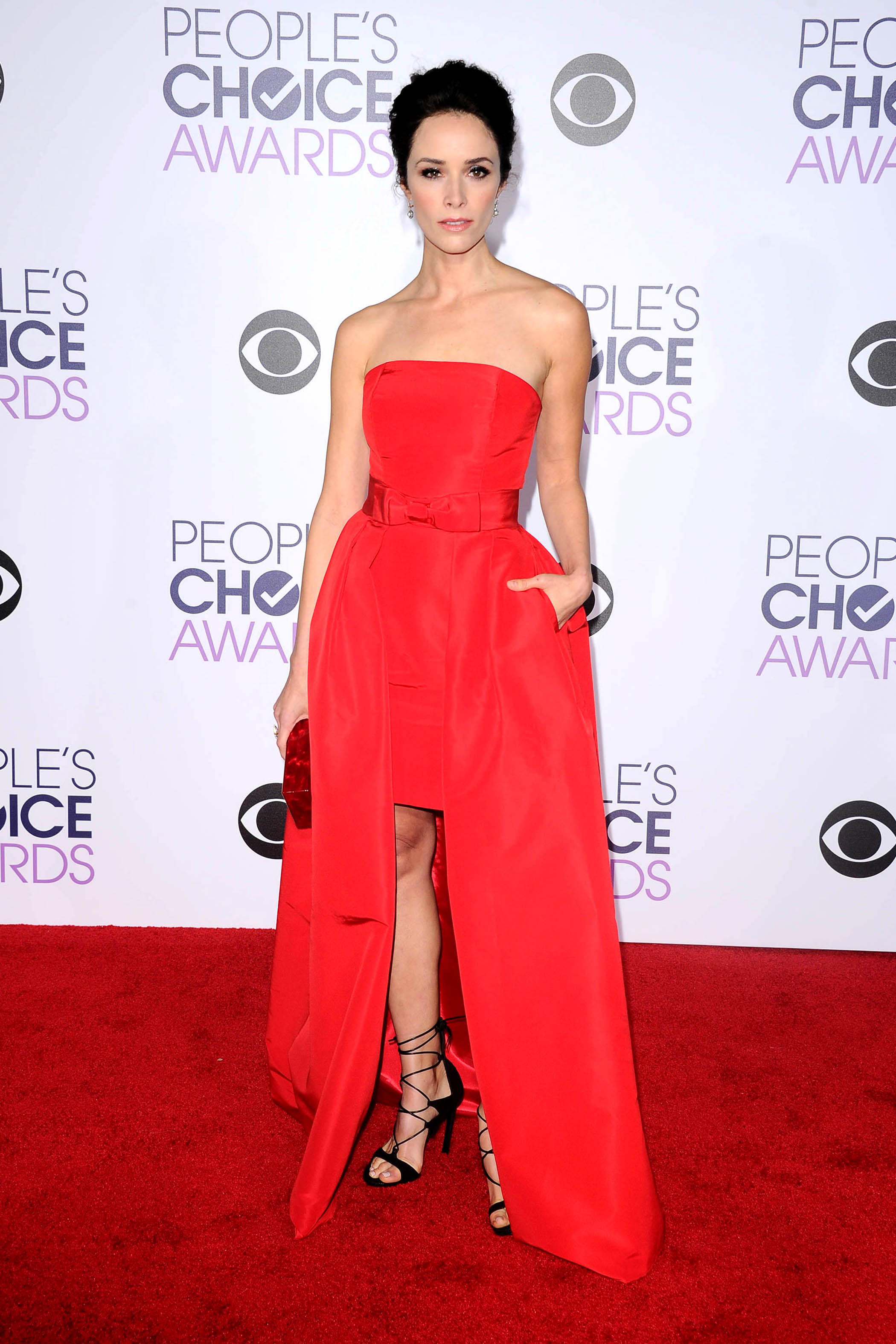 Abigail Spencer People S Choice Awards D 233 Fil 233 De Stars