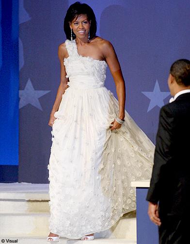 princesse des temps modernes michelle obama comment elle a impos son style la maison. Black Bedroom Furniture Sets. Home Design Ideas