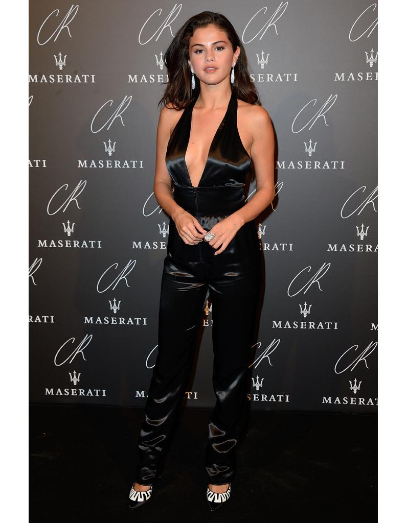 Selena gomez fashion week de paris voil la soir e o il fallait tre - Ou habite selena gomez ...