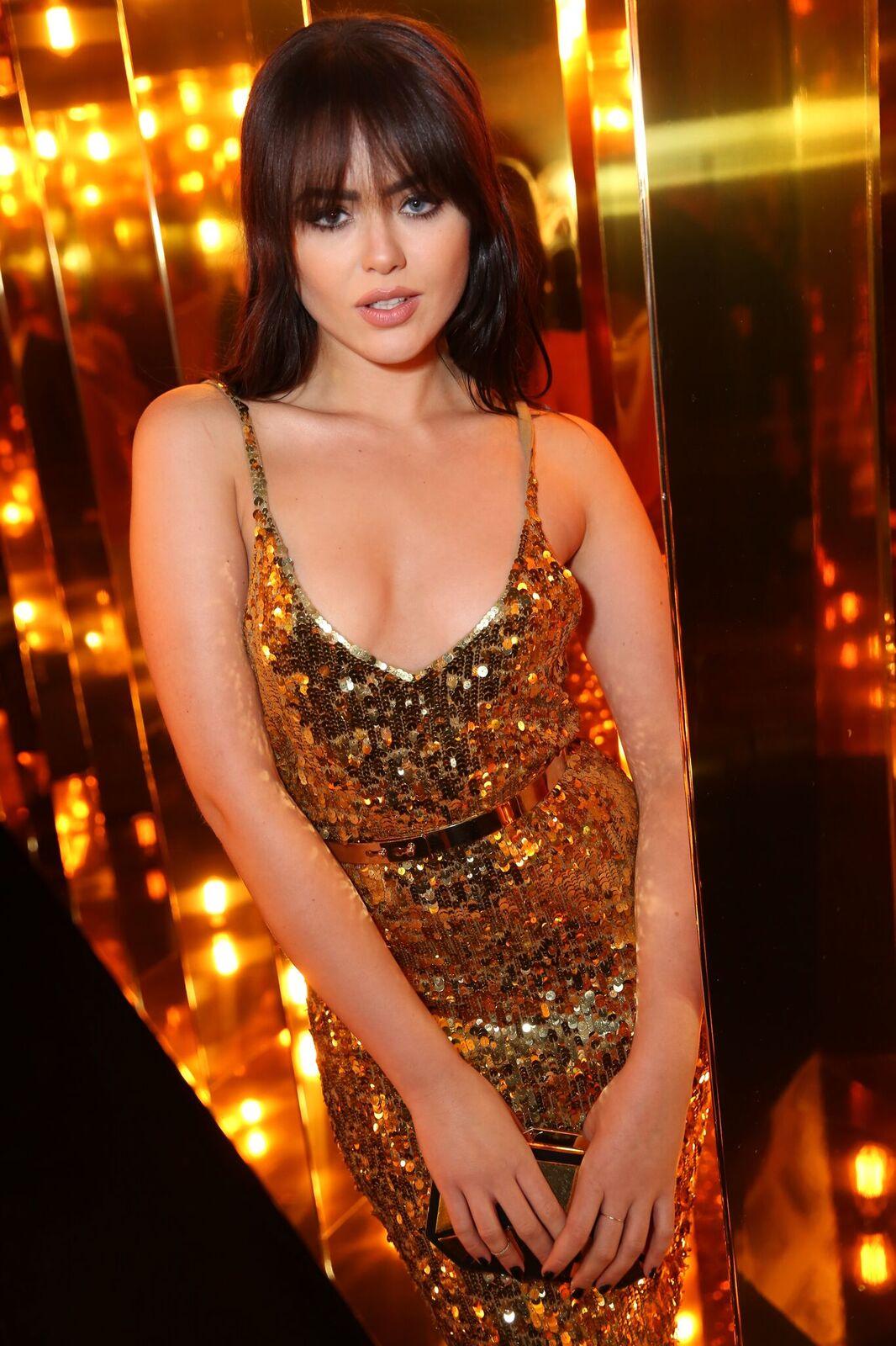 Kristina Bazan 224 La Soir 233 E L Or 233 Al Gold Obsession Les