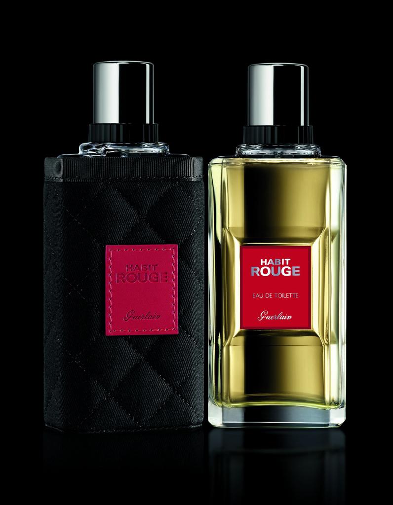habit rouge guerlain 10 parfums pour lui elle. Black Bedroom Furniture Sets. Home Design Ideas