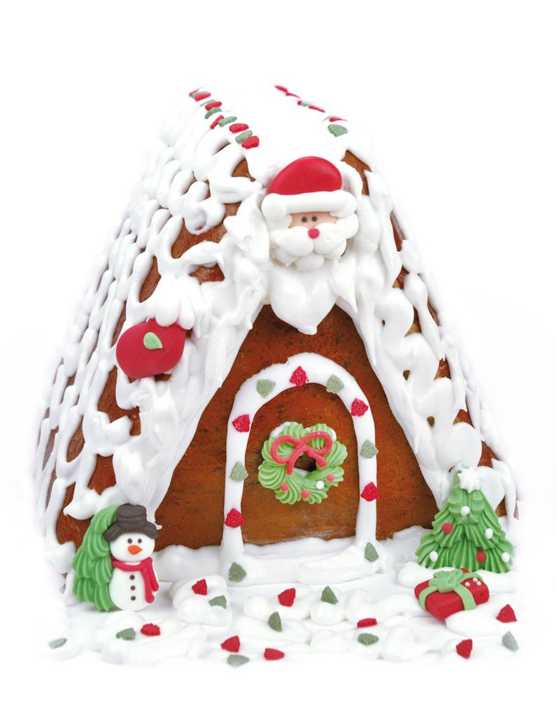 Coffret ma maison en pain d 39 pices le bonhomme de bois 25 cadeaux originaux pour les - Kit maison en pain d epice ...