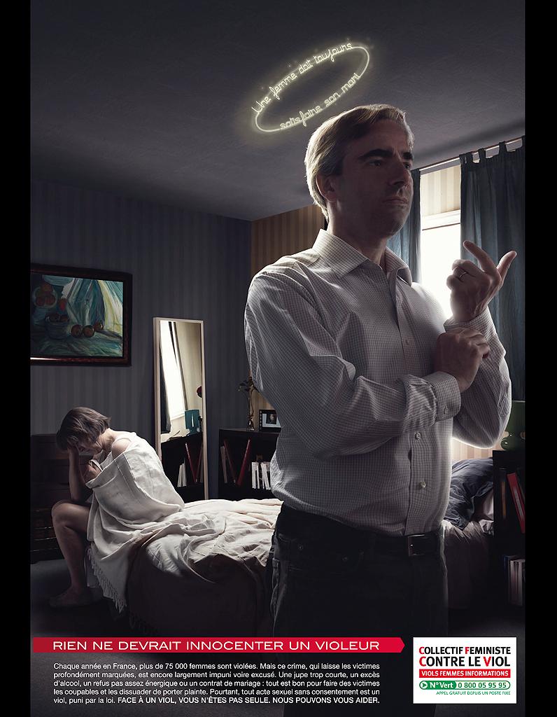 dans la chambre 72 affiches pour d noncer les violences faites aux femmes elle. Black Bedroom Furniture Sets. Home Design Ideas