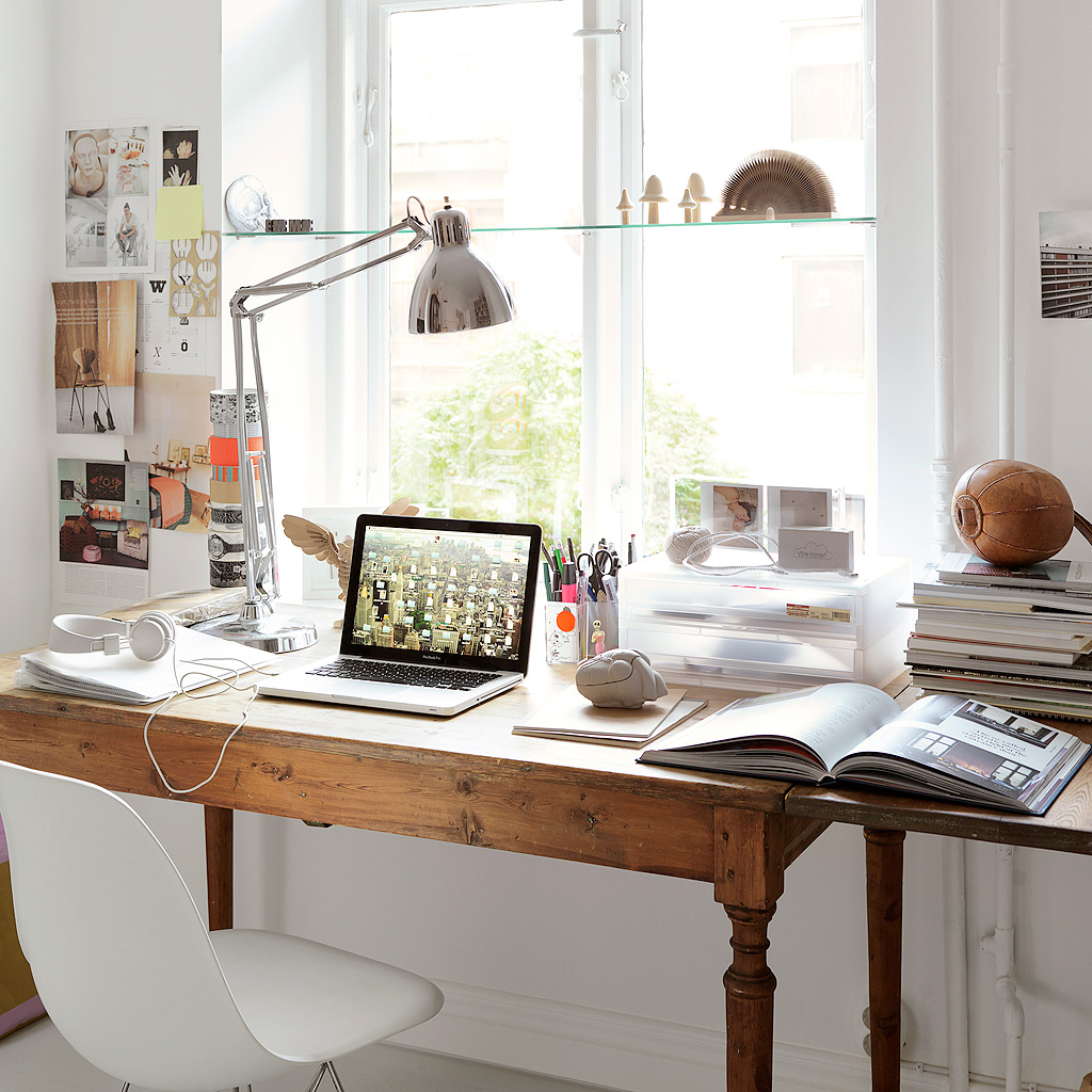 au bureau chez soi elle. Black Bedroom Furniture Sets. Home Design Ideas